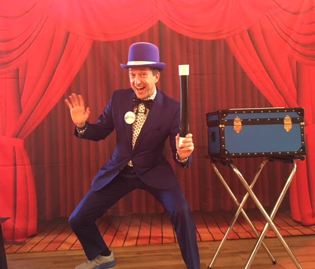 Ritchie Rosson Sutton based kids entertainer taking bookings for 2018