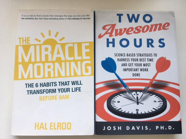 Brilliant books to supercharge your day